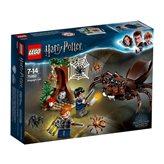 LEGO 75950, Harry Potter, Aragog's Lair, Aragogov brlog