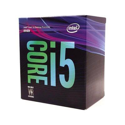 Procesor INTEL Core i5 8600 BOX, s. 1151, 3.10GHz, 9MB cache, HexaCore, sa hladnjakom