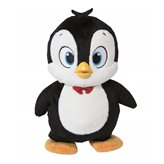 Plišana igračka IMC TOYS, Club Petz, Peewee, interaktivni pingvin