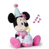 Plišana igračka IMC TOYS, Minnie, sretan rođendan