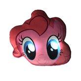 Dječji jastuk MY LITTLE PONY, Pinkie Pie, LED osvjetljenje