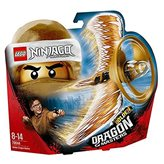 LEGO 70644, Ninjago, gospodar zlatnog zmaja