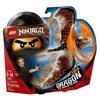 LEGO 70645, Ninjago, Cole, gospodar zmajeva