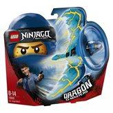 LEGO 70646, Ninjago, Jay, gospodar zmajeva