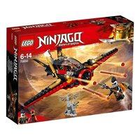 LEGO 70650, Ninjago, Destiny's Wing, krilo sudbine