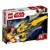 LEGO 75214, Star Wars, Anakin's Jedi Starfighter, Anakinov zvjezdani lovac