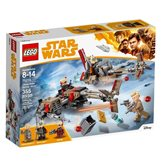 LEGO 75215, Star Wars, Cloud-Rider Swoop Bikes