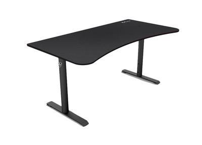 Gaming stol AROZZI Arena, mousepad, pure black