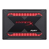 "SSD 240.0 GB KINGSTON HyperX Fury RGB SHFR200/240G, SATA3, 2.5"", maks do 550/480 MB/s"