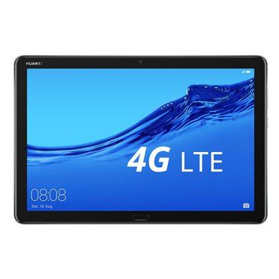 "Tablet HUAWEI MediaPad M5 Lite, 10.1"", 3GB, 32GB, LTE, Android 8.0, Stylus olovka, sivi"