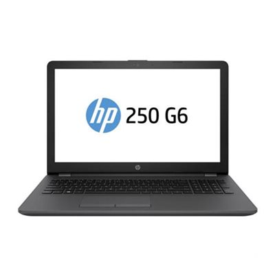 "Prijenosno računalo HP 250 2HG53ES / Core i3 6006U, DVDRW, 4GB, 128GB SSD, HD Graphics, 15.6"" LED HD, DOS, crno"