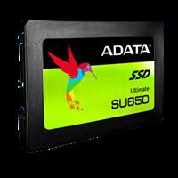 """SSD 240 GB ADATA SU650 3D Nand, ASU650SS-240GT-R, SATA3, 2.5"""", maks do 520/450 MB/s"""