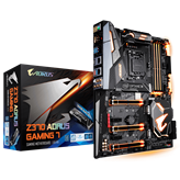 Matična ploča GIGABYTE GA Z370 Aorus Gaming 7 Optane, Intel Z370, DDR4, ATX, s. 1151 – za 8Gen procesora
