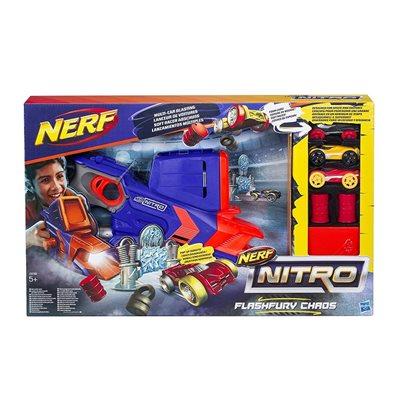 Ispaljivač HASBRO, NERF Nitro, Flashfury Chaos