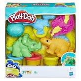 Masa za modeliranje HASBRO Play-Doh, Dino Tools, dinosauri