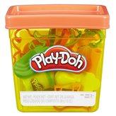 Masa za modeliranje HASBRO Play-Doh, Fun Tub, zabavna kantica