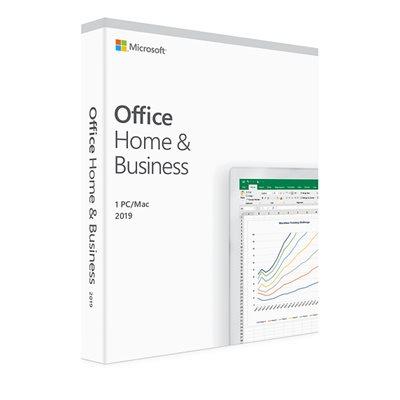 MICROSOFT Office 2019 Home and Business, T5D-03197, Hrvatski, bez medija