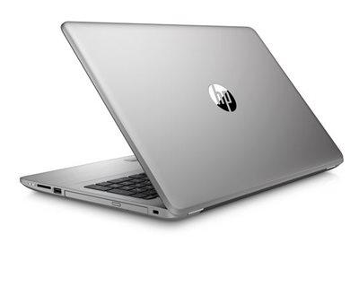 "Prijenosno računalo HP 250 4QW62ES / Core i3 7020U, DVDRW, 8GB, SSD 256GB, HD Graphics, 15.6"" LED FHD, DOS, sivo"