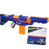 Ispaljivač HASBRO, NERF N-Strike Elite, Delta Trooper + GRATIS N-Strike Darts dodatne strelice