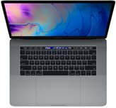 Prijenosno računalo APPLE MacBook Pro 15'' Retina, Touch Bar, Touch ID mr932cr/a / QuadCore i7 2.2GHz, 16GB, SSD 256 GB, Radeon Pro 555X, HR Tipkovnica, sivo