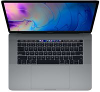 Prijenosno računalo APPLE MacBook Pro 15'' Retina, Touch Bar, Touch ID mr932cr/a / QuadCore i7 2.2GHz, 16GB, SSD 256 GB, Radeon Pro 555X, HR Tipkovnica, sivo
