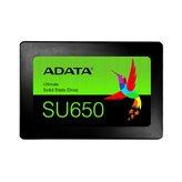 """SSD 120.0 GB ADATA SU650 3D Nand, ASU650SS-120GT-R, SATA3, 2.5"""", maks do 520/450 MB/s"""
