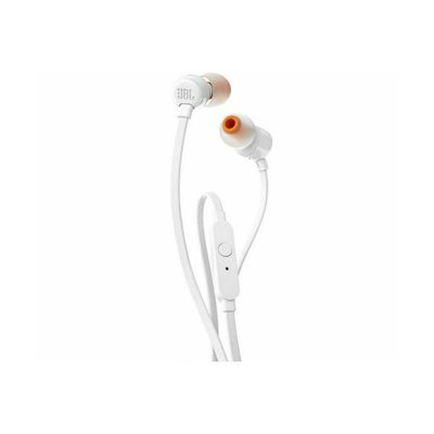 Slušalice JBL T110, bijele