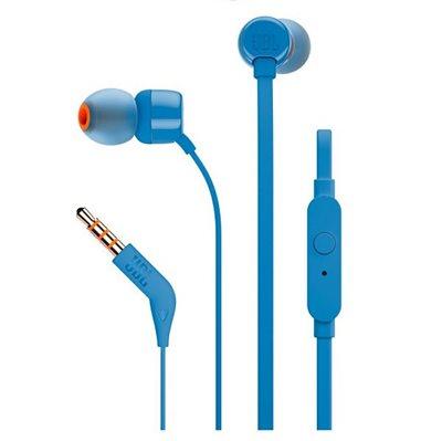 Slušalice JBL T110, plave
