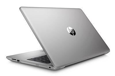 "Prijenosno računalo HP 250 4QW63ES / Core i3 7020U, DVDRW, 8GB, SSD 256GB, Radeon 520, 15.6"" FHD, DOS, srebrno"