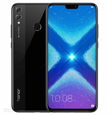 """Smartphone HUAWEI Honor 8X DS, 6.5"""", 4GB, 128GB, Android 8.1, crni"""