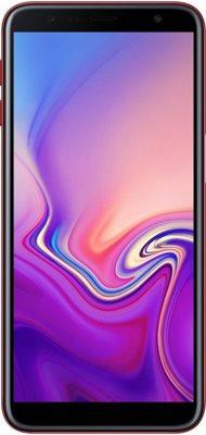 """Smartphone SAMSUNG Galaxy J6+ 2018 J610F DS, 6.0"""", 3GB, 32GB, Android 8.1, crveni"""