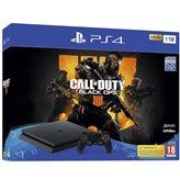 Igraća konzola SONY PlayStation 4, 1000GB + Call of Duty: Black Ops 4 PS4