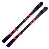 Ski set FISCHER PROGRESSOR F18 ALLRIDE duž.160 + RS 11 Powerrail BRAKE 78 [G] GW