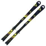 Ski set FISCHER RC4 WC SC RT duž.155 + RC4 Z12 Powerrail BRAKE 85 [F]