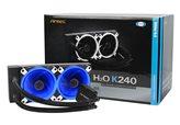 Vodeno hlađenje ANTEC H20  K240, CPU hlađenje, Socket 775/1150/1151/1155/1156/1366/2011/2066/AMD/AM2/AM3/AM2+/AM3+/AM4/FM2