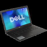 """Prijenosno računalo DELL Inspiron 5770 / Core i5 8250U, DVDRW, 8GB, 1000GB + 128GB SSD, Radeon 530, 17.3"""" LED FHD, Linux, crno"""