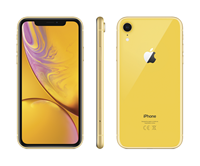 "Smartphone APPLE iPhone XR, 6,1"", 128GB, žuti - PREORDER"