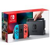Igraća konzola NINTENDO Switch, Red & Blue Joy-Con, Fortnite Voucher Code