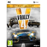 Igra za PC, V-RALLY 4 Ultimate Edition