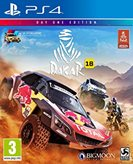 Igra za SONY PlayStation 4, Dakar 18