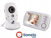 Monitor za bebe LIONELO BabyLine 6.1, audio, do 300m