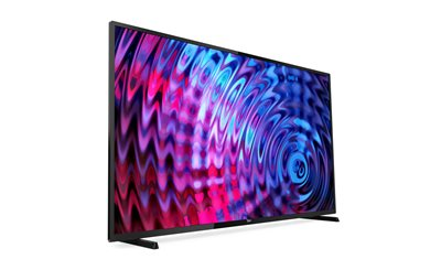 LED TV 43'' PHILIPS 43PFS5503/12, FHD, DVB-T2/S2, HDMI, USB, energetska klasa A+