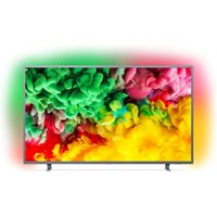LED TV 50'' PHILIPS 50PUS6703/12, UHD, DVB-T2/S2, SMART, HDMI, USB, energetski razred A
