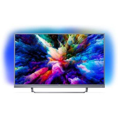 LED TV 55'' PHILIPS 55PUS7503/12, UHD, DVB-T2/S2, HDMI, USB, energetski razred A