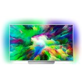 LED TV 65'' PHILIPS 65PUS7803/12, UHD, DVB-T2/S2, HDMI, USB, energetski razred A+