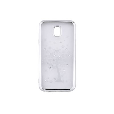Cover BEEYO Diamond Tree, za HUAWEI P Smart, srebrni