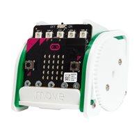 Robot KITRONIK Move Mini Buggy, sa BBC micro:bitom, STEM edukacijski set za djecu