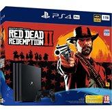 Igraća konzola SONY PlayStation 4 Pro, 1000GB, F Chassis, Red Dead Redemption 2