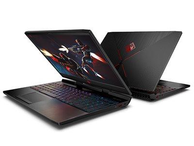 "Prijenosno računalo HP Omen 15 4TU35EA / Core i5 8300H, 8GB, 1000GB + 256GB SSD, GeForce GTX 1050 4GB, 15.6"" IPS FHD, DOS, crno"