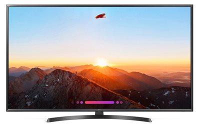 LED TV 65'' LG 65UK6470PLC, UHD, DVB-T2/S2, HDMI, SMART, WIFI, USB, bluetooth,  energetska klasa A